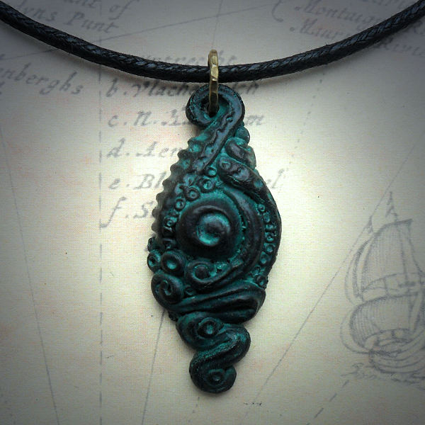 Amulet of Azathoth (sea green)