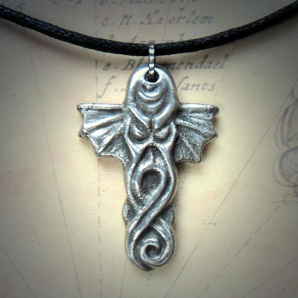 Cthulhu Amulet (Pewter)