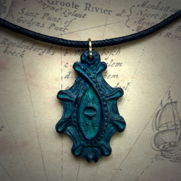 Tsathoggua Amulet