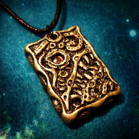 Cosmic Horror Necklace