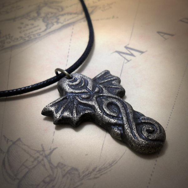 Cthulhu Amulet (brass)
