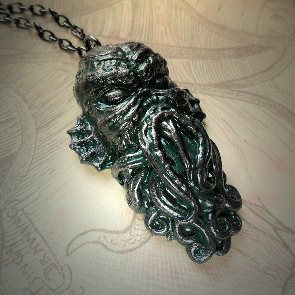 Great Cthulhu (pewter)