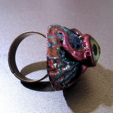Cthuloid Ring 1