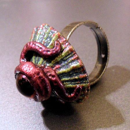 Cthuloid Ring 2