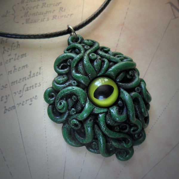 Cyaegha Necklace (green)