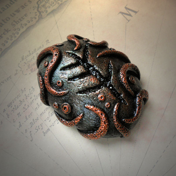 Elder Sign Paperweight