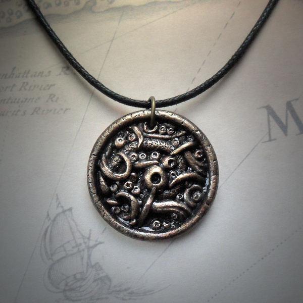 Eldritch Amulet (brass)