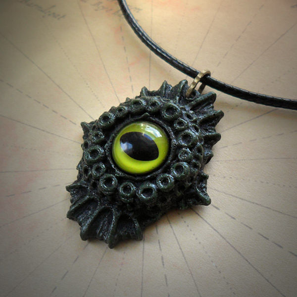 Eye of the Deep (murky green)