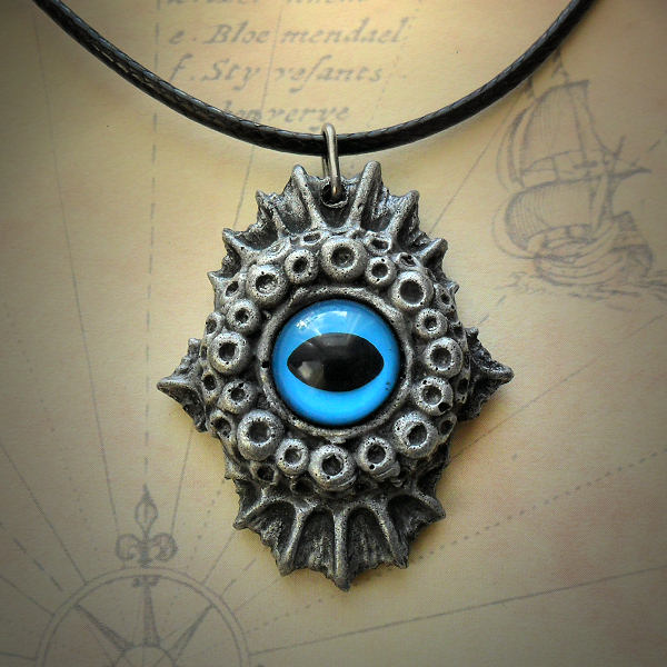 Eye of the Deep (Pewter)