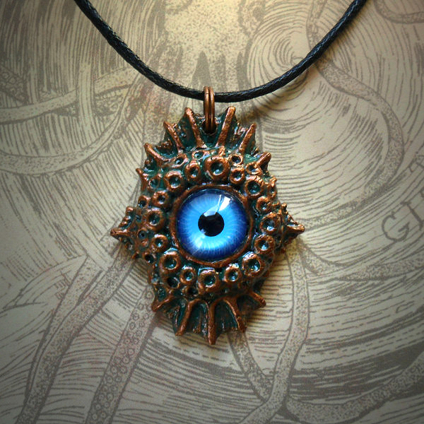 Eye of the Deep Necklace