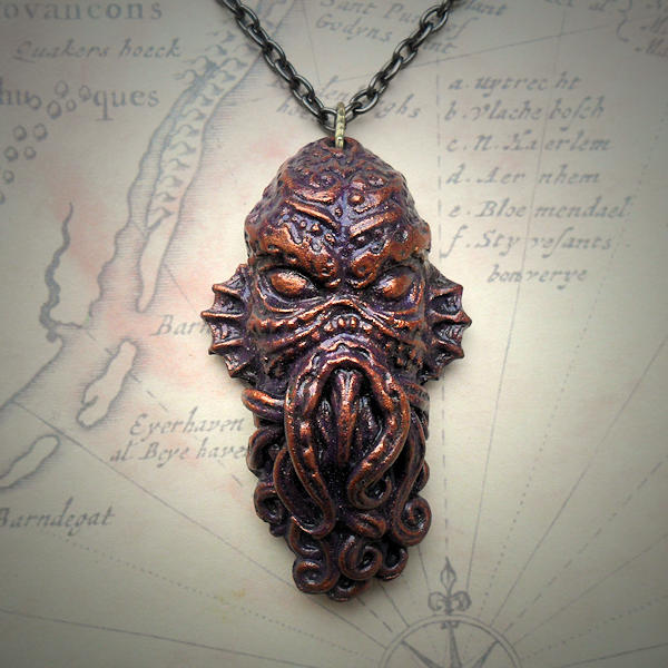 Great Cthulhu (copper)