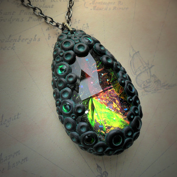 Starfire Necklace
