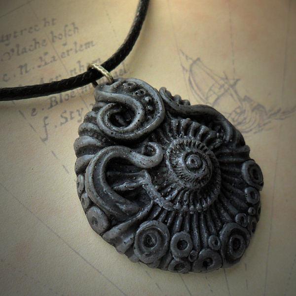 Fetish of Leng (stone grey)