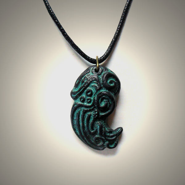 Mythos Necklace (sea green)