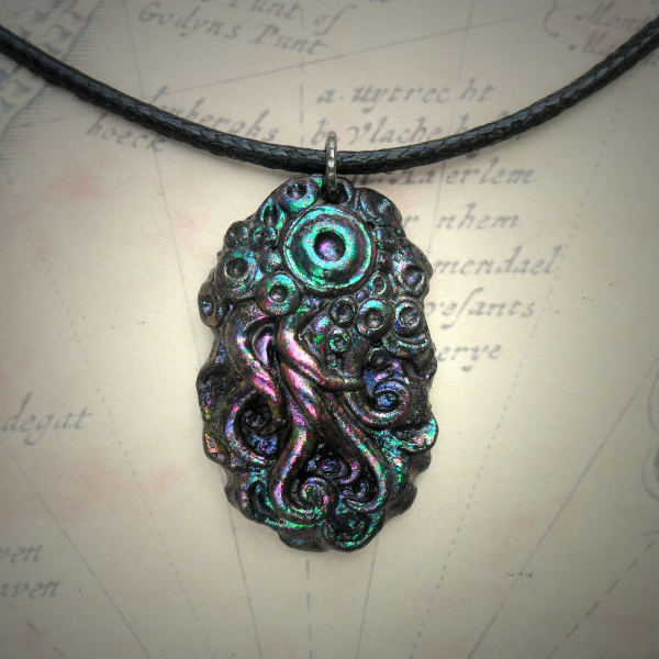 Shoggoth Necklace