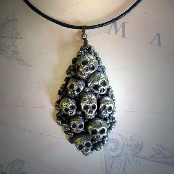 Necklace of Skulls