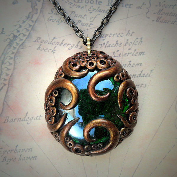 Tentacled Bronze Emerald…